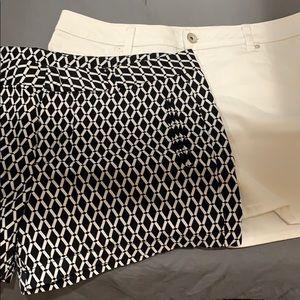 Set of 2 pairs of Stylus shorts